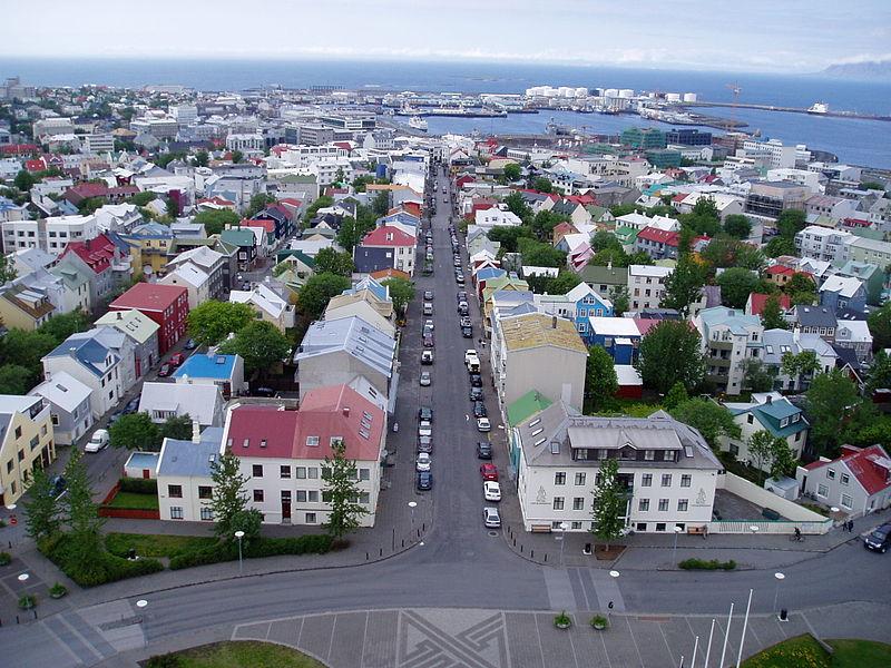 Islande 4: Reykjavik