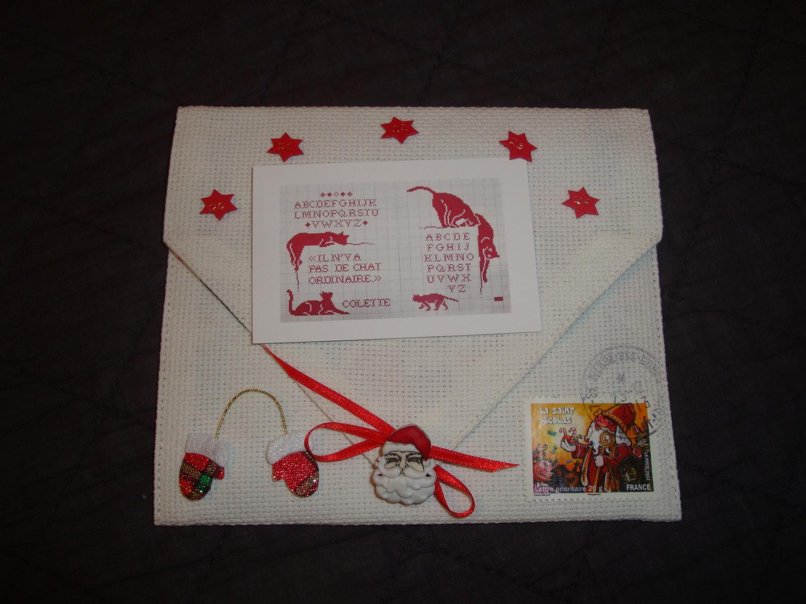 Echange d' enveloppes