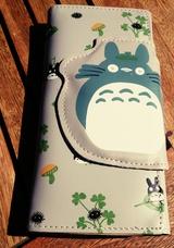 Portefeuille Totoro - La Cerise sur le nuage ✿