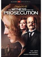 The Witness for the Prosecution : Une riche héritière est retrouvée morte dans sa demeure londonienne. Une enquête est alors ouverte pour découvrir qui est le meurtrier. ... ----- ... Mini-série  Premier épisode : 26 décembre 2016 Épisode final : 27 décembre 2016 Nombre d'épisodes : 2 Chaîne d'origine : BBC One Acteurs : Toby Jones, Andrea Riseborough, David Haig, Monica Dolan, Billy Howle Paul Ready, Tim McMullan, Hayley Carmichael, Dorian Lough, Kim Cattrall Producteurs délégués : Matthew Pritchard, Hilary Strong, Karen Thrussell, Damien Timmer, Matthew Read, Sarah Phelps