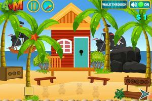 Jouer à AVM Escape dangerous beach