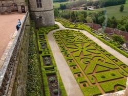 Dordogne - Le chateau de Hautefort