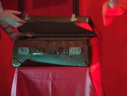 Le voyage de la petite valise à mélodies
