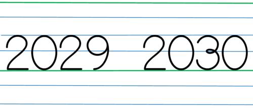 Années date lignes seyès