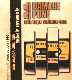 DJ Damage & DJ Pone - Mix Tape Vol 1 (1996)