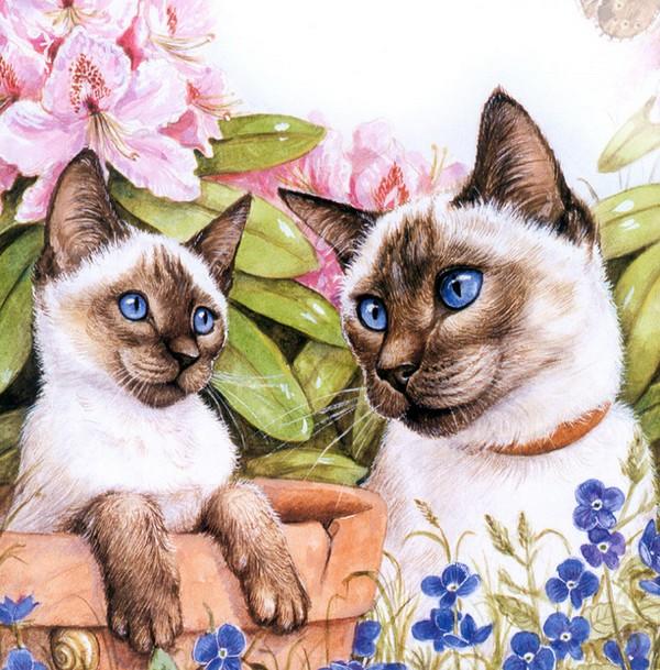 Peinture de : Debbie Cook