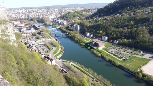 Circuit Belgique en camping car projet 2018