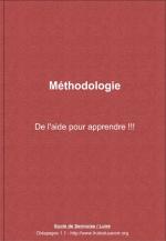 Méthodologie pour la classe