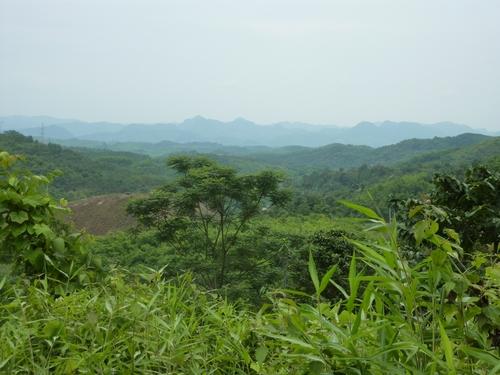 Nos debuts au laos : Mengla - Oudomxai