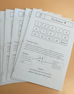 ∴ Fichier de type MHM sur la décomposition des nombres (CP)