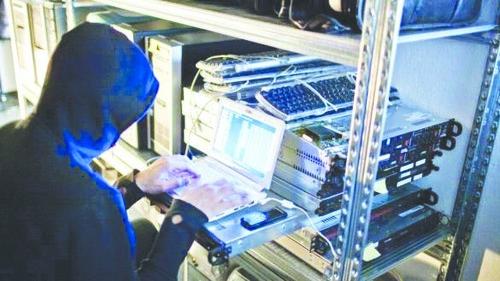 La Gendarmerie Royale: cinq cybercriminels arrêtés à Khouribga