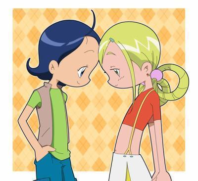 Mindy et Sophie