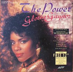 Gloria Gaynor - The Power - Complete LP