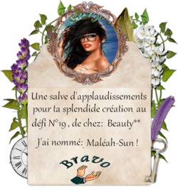 Récompenses Beauty 2018 - 1