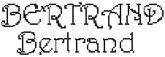 Dictons de la St Bertrand + grille prénom !