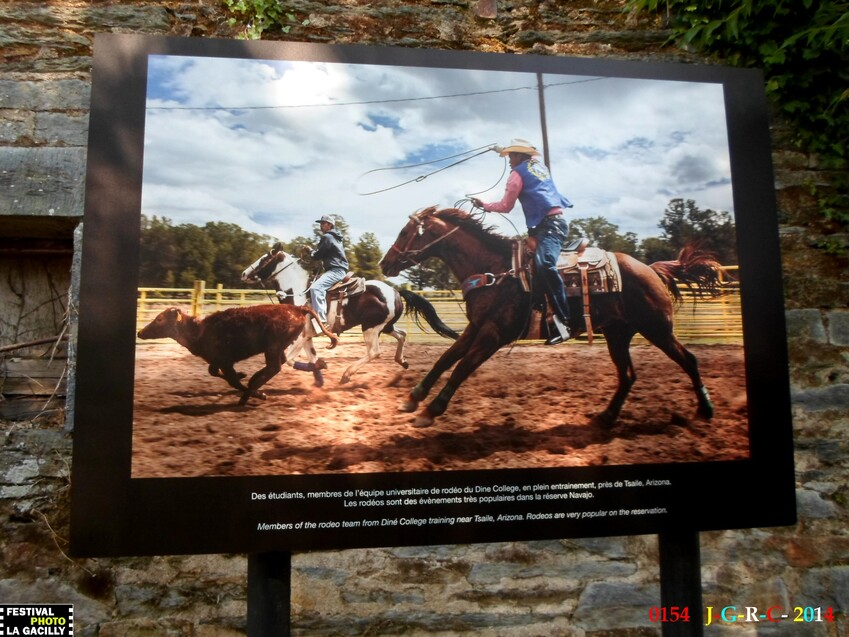 EXPOSITION PHOTO 2014  1/2  LA GACILLY 56  18/07/2014