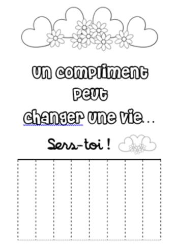 Un compliment peut changer une vie