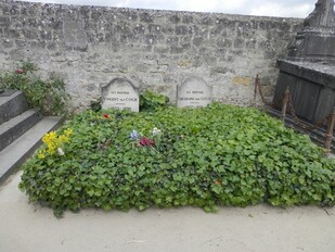 Tombes des frères Van Gogh