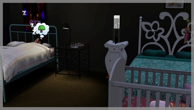 Bonus photos des chambres !