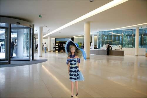 Barbie, un rien l'habille : Kyanite est finie