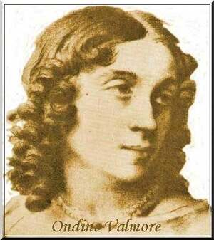 """""""Automne"""" poème d'Ondine Valmore"""