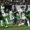Dimanche 4.9.2016 à Blida  EN-Lesotho 6-0 Q.CAN