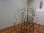 """Médiathèque Exposition """"Biennale de la sculpture"""" (2)"""
