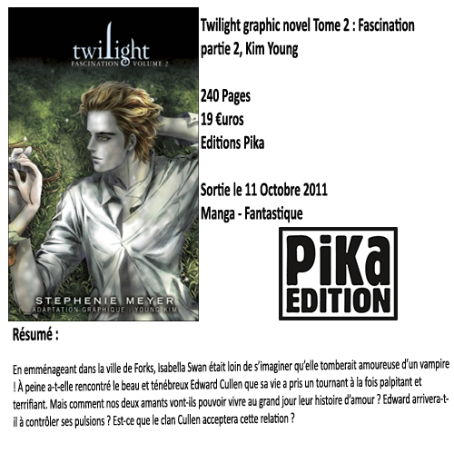 Twilight Graphic Novel volume 2, Young Kim