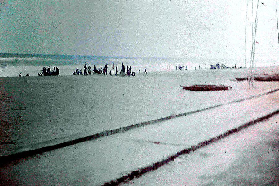 SUITE N°4 SUR L'INDE CAP COMORIN EN 1978