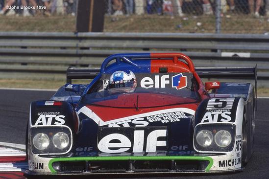 24 Heures du Mans 1996