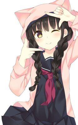 Images manga filles (x12)