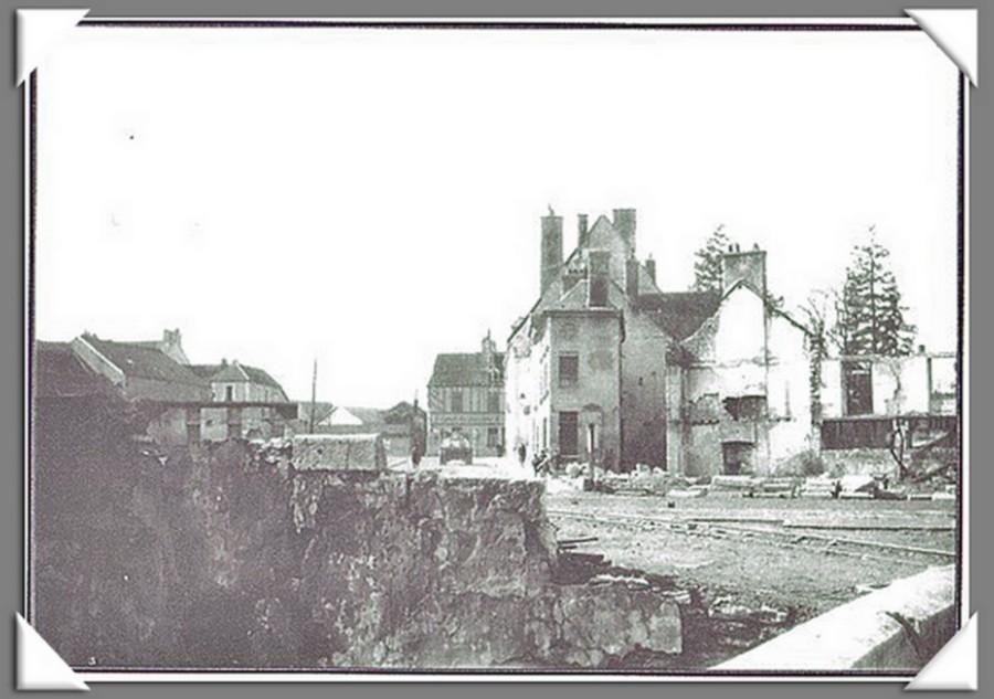 Ch Tillon Sur Seine Ville Martyre Pays Ch Tillonnais