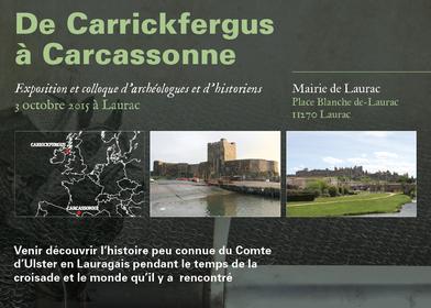 De Carrickfergus à Carcassonne