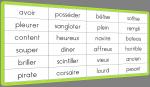 Les synonymes en CE1