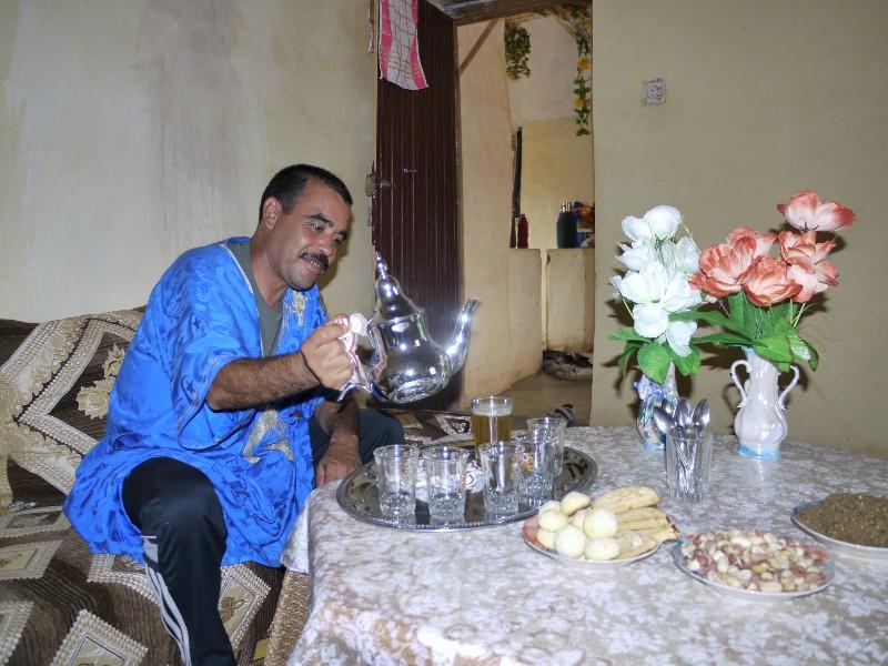 Hotel la kasbah du touareg Merzouga