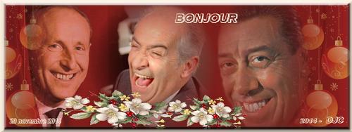 Fufu - Bourvil et Fernandel Noël 2014