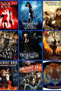 Resident Evil (2002)-(2004)-(2007)-(2010)-(2012)-(2017)