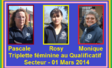 1er QUALIFICATIF TRIPLETTE H ET F