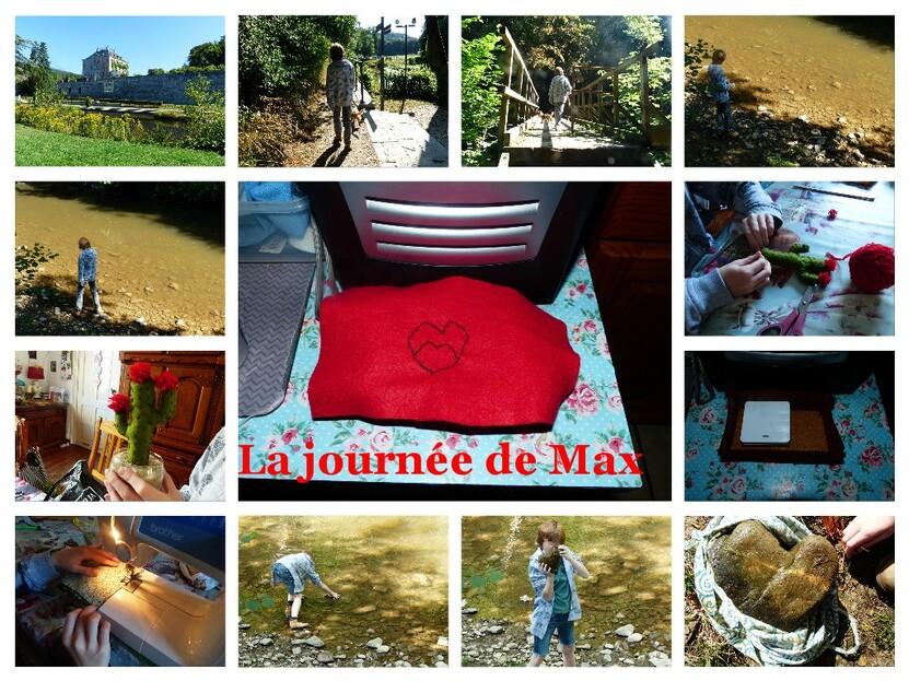 La journée de Max