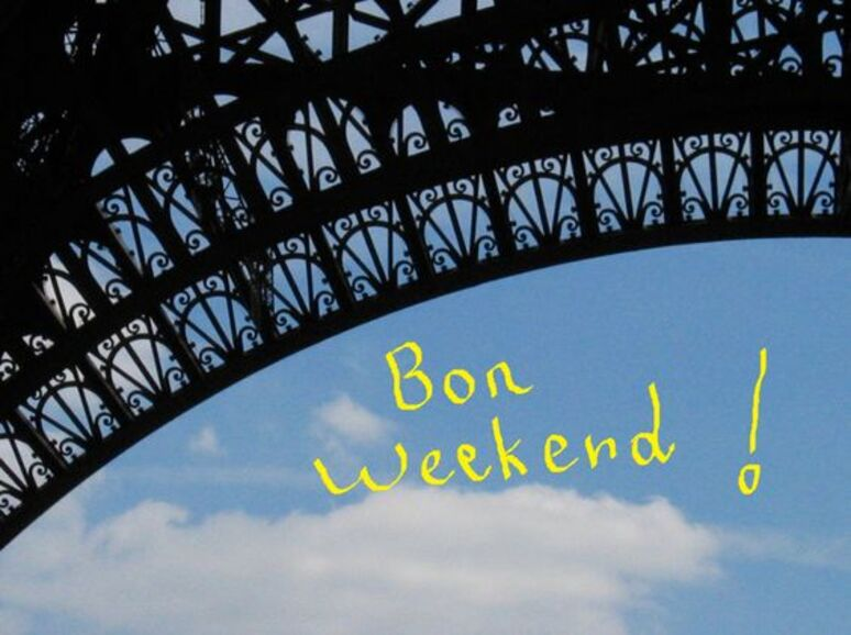 La Tour Eiffel...!