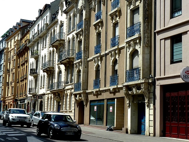 Le quartier Impérial Metz 3 Marc de Metz 2012