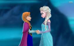 Vous nous aimez ? (Elsa & Anna)