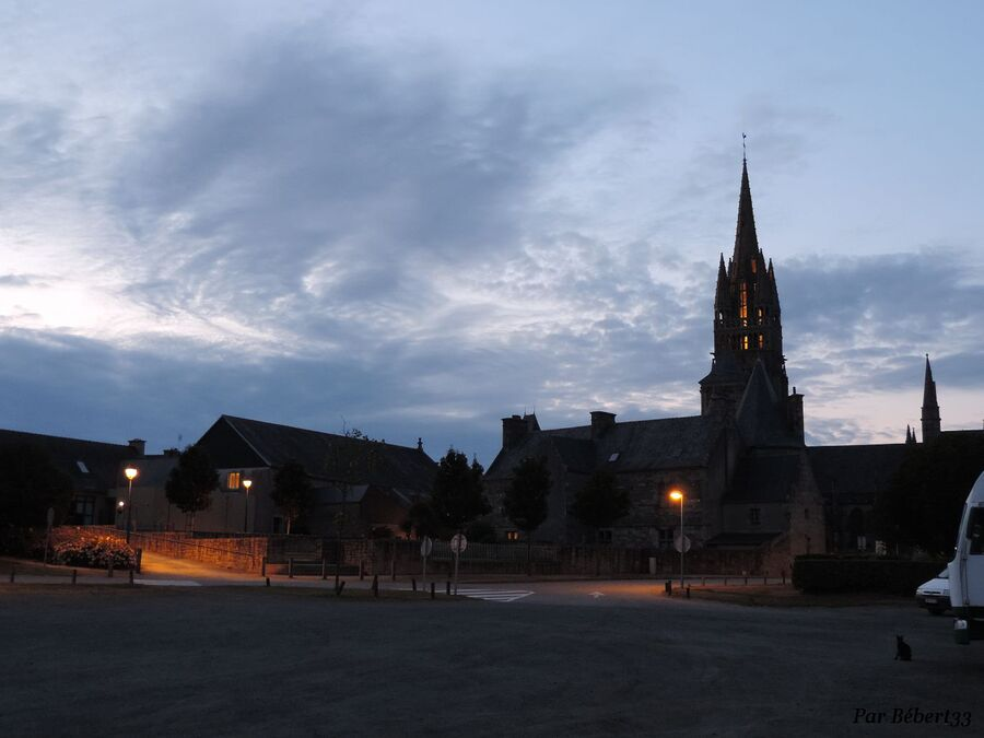 le Folgoët - Finistère Nord - Notre Dame
