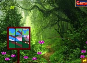 Jouer à Plantation forest escape