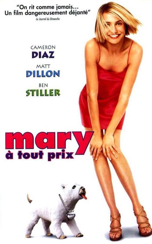 """Bonsoir, a l'honneur : """" Mary à tout prix """""""