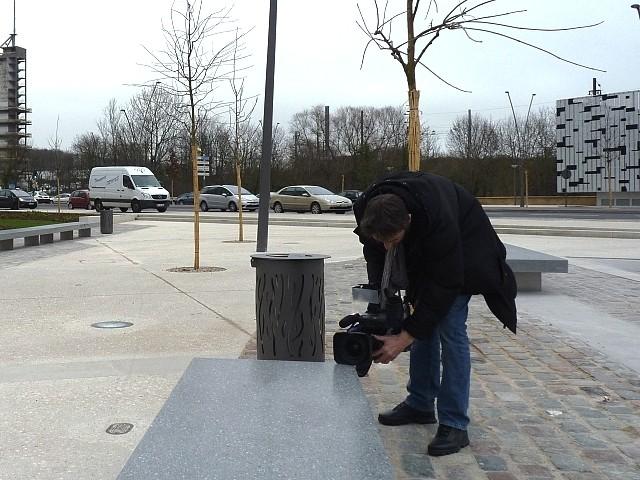 FR3 Lorraine interview 4 Marc de Metz 09 01 2013