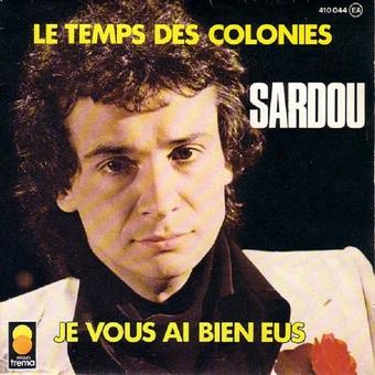 Michel Sardou, 1977