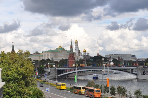 Moscou mon Amour