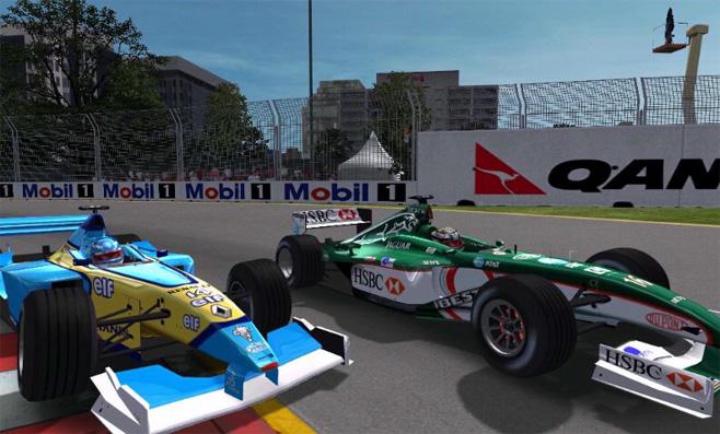 F1 Saison 2002