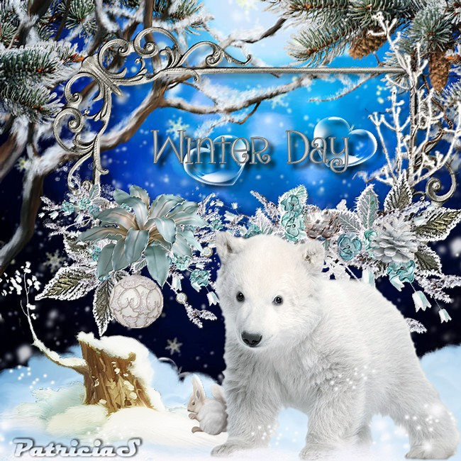 winter magique